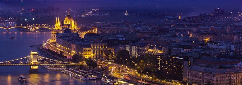 Hotely Budapeszt