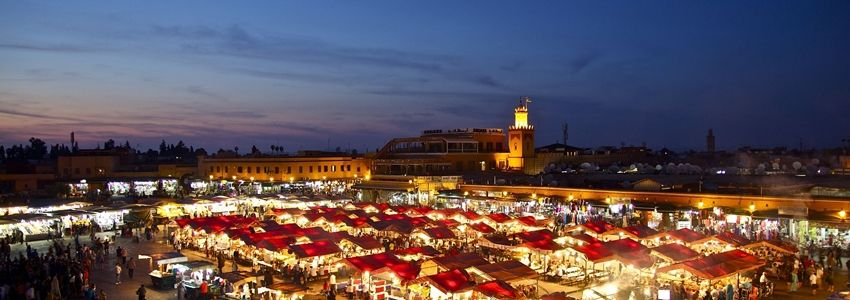 Hotele Marrakesz