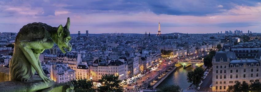Hotele Paryż